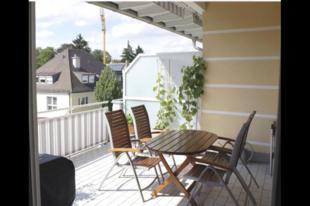 Freimann: 2-Zimmer Dachterrassenwohnung